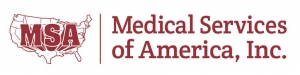 Image result for medical services of america logo